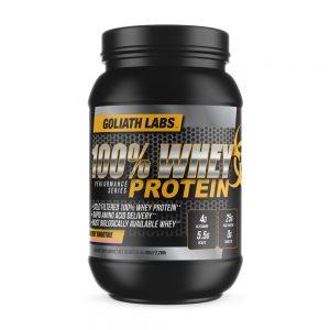 Goliath Labs - Better, Stronger, Faster